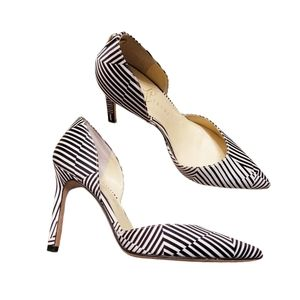 Ivanka Trump D'orsay Stilleto Pumps